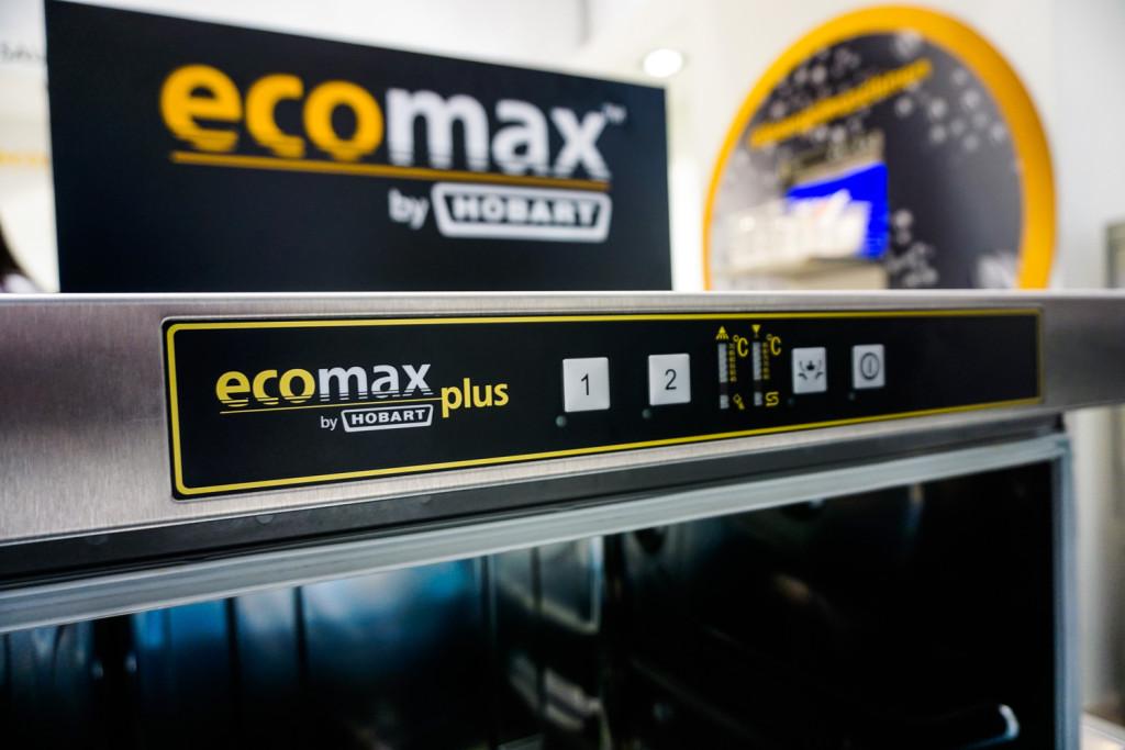 Ecomax Plus auf der Internorga