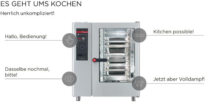 Multimax - Es geht ums kochen