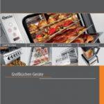 Bartscher Katalog 2019 zum durchblättern