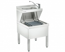 Blanco Handwasch - Ausguss - Kombi HAU-P 5x7, 700x500mm