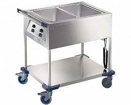 Blanco Speisenausgabewagen SAW 2, beheizbar