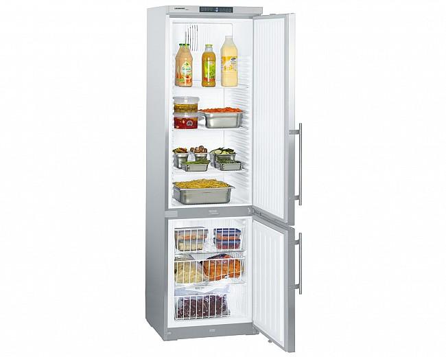 Liebherr Kühlschrank Edelstahl : Top liebherr gcv 4010 20 kühl gefrier kombination : gastro seller.de
