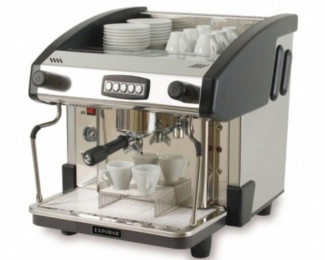 expobar espressomaschine new elegance mini control 1 gruppe. Black Bedroom Furniture Sets. Home Design Ideas