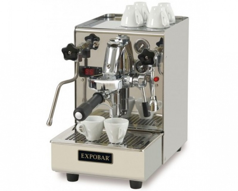 expobar espressomaschine office eb 61 leva 1 gruppe 2. Black Bedroom Furniture Sets. Home Design Ideas
