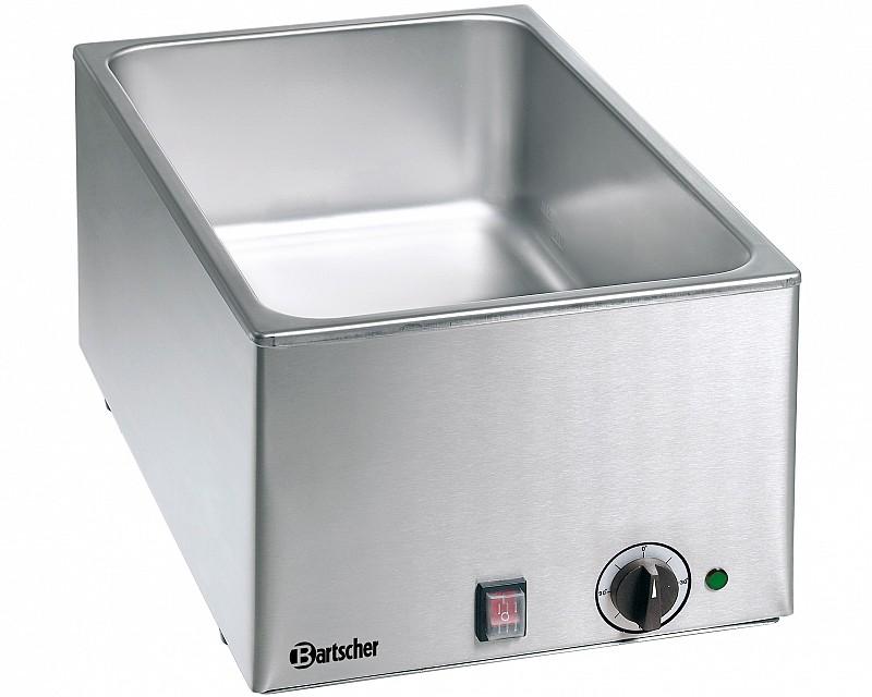 Der bartscher bain marie 1 1 gn 150 mm tief f r ihre gro k che for Rundpool 150 tief