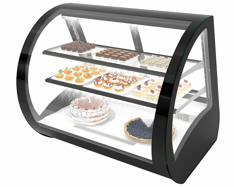 neum rker k hlvitrine vela optimale pr sentation ihrer speisen. Black Bedroom Furniture Sets. Home Design Ideas
